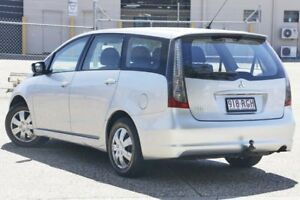 2005 Mitsubishi Grandis BA MY06 Silver 4 Speed Sports Automatic Wagon