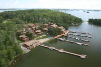 Wiley Point Lodge is seeking summer Servers!