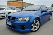 2008 Holden Ute VE SS V Blue 6 Speed Manual Utility Dandenong Greater Dandenong Preview