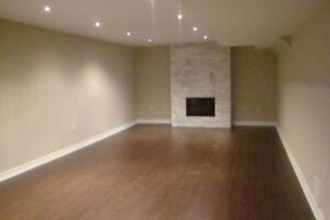 FURNISHED NEW SPACIOUS BASEMENT APARTMENT FOR RENT IN AJAX