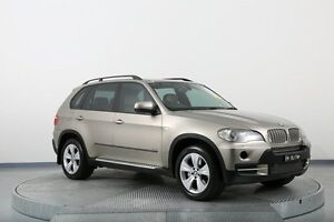 2008 BMW X5 E70 SD Steptronic Champagne 6 Speed Sports Automatic Wagon Old Guildford Fairfield Area Preview