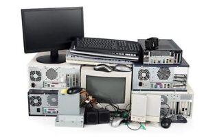 Free E-waste | IT Equipment | Battery Pick-up service Kitchener / Waterloo Kitchener Area image 2