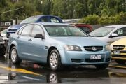 2007 Holden Commodore VE Omega Blue 4 Speed Automatic Sedan Ringwood East Maroondah Area Preview