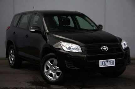 2012 Toyota RAV4  Ebony Automatic Wagon Cranbourne Casey Area Preview