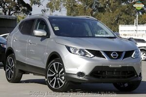 2014 Nissan Qashqai J11 TI Silver 1 Speed Constant Variable Wagon Dandenong Greater Dandenong Preview