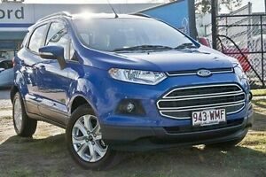 2015 Ford Ecosport BK Trend Kinetic Automatic Wagon Capalaba West Brisbane South East Preview