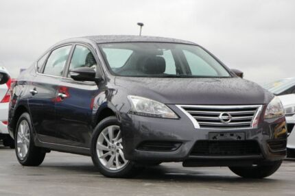 2013 Nissan Pulsar B17 ST Grey 1 Speed Constant Variable Sedan