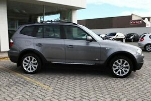 2009 BMW X3 Grey Automatic Wagon St James Victoria Park Area Preview