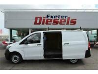 2018 MERCEDES VITO LONG 111 1.6 CDI 2.8T LONG Panel Van Diesel Manual