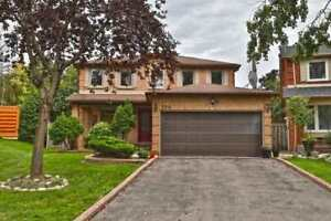 Detached 3+1 Bed Home In Mississauga Area!