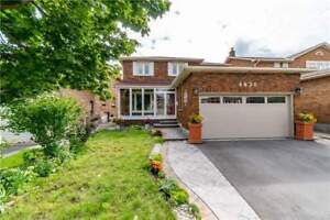 The Chase & Erin Mills Bedrooms:4 + 2 Detached