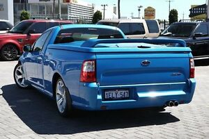 2008 Ford Falcon FG XR8 Ute Super Cab Blue 6 Speed Sports Automatic Utility Osborne Park Stirling Area Preview