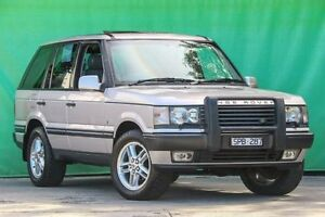 2001 Land Rover Range Rover P38A 01MY Vogue HSE Gold 4 Speed Automatic Wagon Ringwood East Maroondah Area Preview