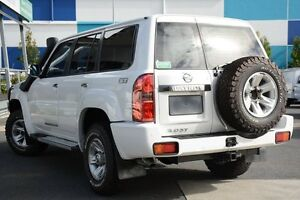 2014 Nissan Patrol Y61 GU 9 ST White 5 Speed Manual Wagon Robina Gold Coast South Preview