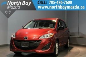 2017 Mazda Mazda5 GS Auto with Bluetooth, Cruise Control