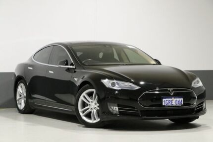 2014 Tesla Model S 60 Black 1 Speed Automatic Hatchback Bentley Canning Area Preview