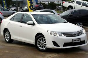 2012 Toyota Camry White Sports Automatic Sedan Greenacre Bankstown Area Preview