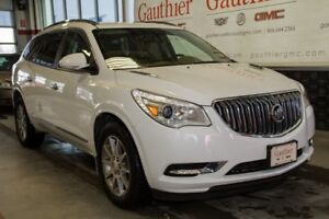 2016 Buick Enclave Leather AWD, Heated Seats, Quads, Navigation
