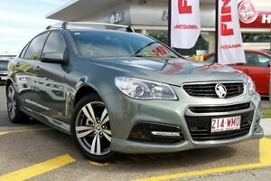 2014 Holden Commodore VF MY14 SV6 Prussian Steel 6 Speed Sports Automatic Sedan Springwood Logan Area Preview