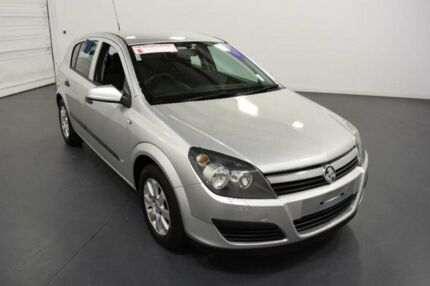 2006 Holden Astra AH MY07 CD Silver 4 Speed Automatic Hatchback Moorabbin Kingston Area Preview