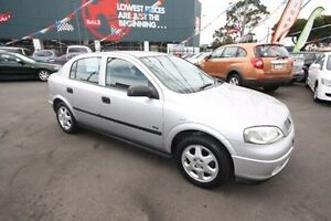 1999 Holden Astra TS Olympic City Silver 4 Speed Automatic Hatchback Kingsville Maribyrnong Area Preview
