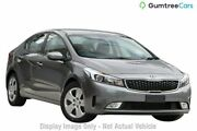 2018 Kia Cerato YD MY18 S (AV) Silky Silver 6 Speed Auto Seq Sportshift Sedan Wangara Wanneroo Area Preview