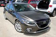 2014 Mazda 3 BM5438 SP25 SKYACTIV-Drive GT Bronze 6 Speed Sports Automatic Hatchback Buderim Maroochydore Area Preview