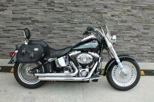 2008 Harley-Davidson FLSTF Fat Boy 1600CC Cruiser 1584cc
