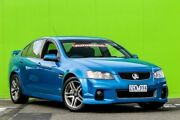 2012 Holden Commodore VE II MY12 SV6 Blue Gem 6 Speed Sports Automatic Sedan Ringwood East Maroondah Area Preview