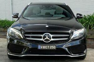 2014 Mercedes-Benz C250 Black Sports Automatic Wagon Burwood Whitehorse Area Preview