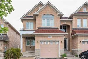W4130048  -Absolutely Beautiful 4+1 Bedrooms Semi-Detached Home