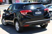 2015 Honda HR-V MY15 VTi Black 1 Speed Constant Variable Hatchback Haberfield Ashfield Area Preview