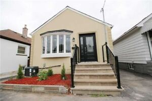 3+2 Bed / 2 Bath Detached Bungalow In The Heart Of Birchcliffe