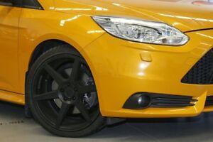 2012 Ford Focus LW MK2 ST Tangerine Orange 6 Speed Manual Hatchback