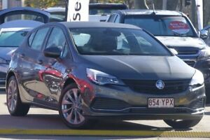 2018 Holden Astra BK MY18.5 R+ Grey 6 Speed Sports Automatic Hatchback East Toowoomba Toowoomba City Preview