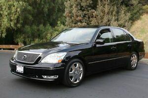 2004 Lexus LS430 Ultimate Luxury Package