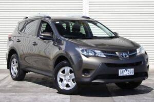 2013 Toyota RAV4 ZSA42R GX 2WD Bronze 7 Speed Constant Variable Wagon