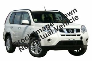 2013 Nissan X-Trail T31 Series V ST 2WD White 1 Speed Constant Variable Wagon Beaudesert Ipswich South Preview
