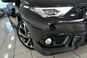 2015 Toyota Corolla ZRE182R Levin ZR Black 7 Speed CVT Auto Sequential Hatchback Chatswood West Willoughby Area Preview