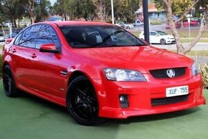 2009 Holden Commodore VE MY10 SS Red 6 Speed Sports Automatic Sedan Berwick Casey Area Preview