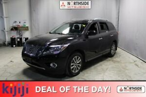 2015 Nissan Pathfinder AWD S Heated Seats,  Bluetooth,  A/C,