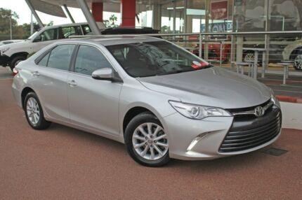 2016 Toyota Camry ASV50R Altise Silver Pearl 6 Speed Sports Automatic Sedan
