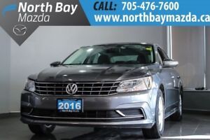 2016 Volkswagen Passat 1.8L TSi Trendline Plus with New Brake Pa