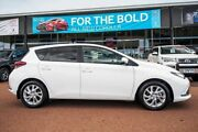 2017 Toyota Corolla ZRE182R Ascent Sport S-CVT Glacier White 7 Speed Constant Variable Hatchback Wangara Wanneroo Area Preview