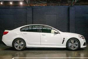2014 Holden Commodore VF MY14 SS White 6 Speed Sports Automatic Sedan Northbridge Perth City Area Preview