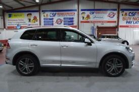 2012 62 VOLKSWAGEN TOUAREG 3.0 V6 ALTITUDE TDI BLUEMOTION TECHNOLOGY 5D AUTO 202