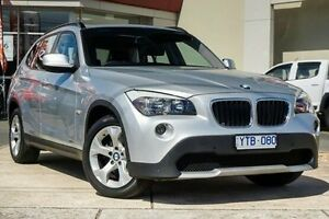2011 BMW X1 E84 MY0911 sDrive18i Steptronic Silver 6 Speed Sports Automatic Wagon Wendouree Ballarat City Preview