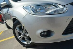 2012 Ford Focus LW Trend PwrShift Silver 6 Speed Sports Automatic Dual Clutch Hatchback Thornleigh Hornsby Area Preview