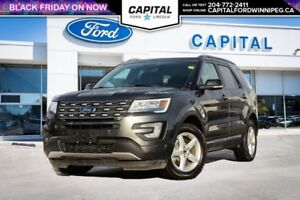 2017 Ford Explorer XLT **Remote Start-Heated Seats-Reverse Cam**