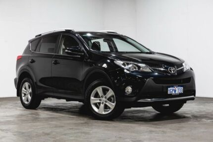 2013 Toyota RAV4 ALA49R GXL AWD Black 6 Speed Sports Automatic Wagon Welshpool Canning Area Preview